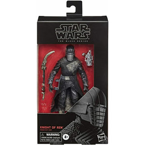 Star Wars The Black Series Wave 24 - Knight of Ren 6 Action Figure