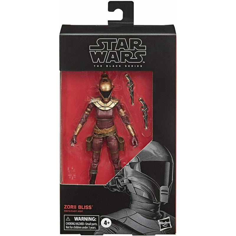Star Wars The Black Series Wave 24 - Zorii Bliss 6 Action Figure