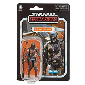 Star Wars Vintage Collection - The Mandalorian Action Figure - PRE-ORDER - Toys & Games:Action Figures:TV Movies & Video Games