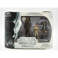 Star Wars Trilogy - The Empire Strikes Back Commemorative Action Figure Set - Toys & Games:Action Figures:TV Movies & Video Games