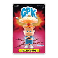 Super7 - Garbage Pail Kids - Adam Bomb NYCC Action Figure - PRE-ORDER