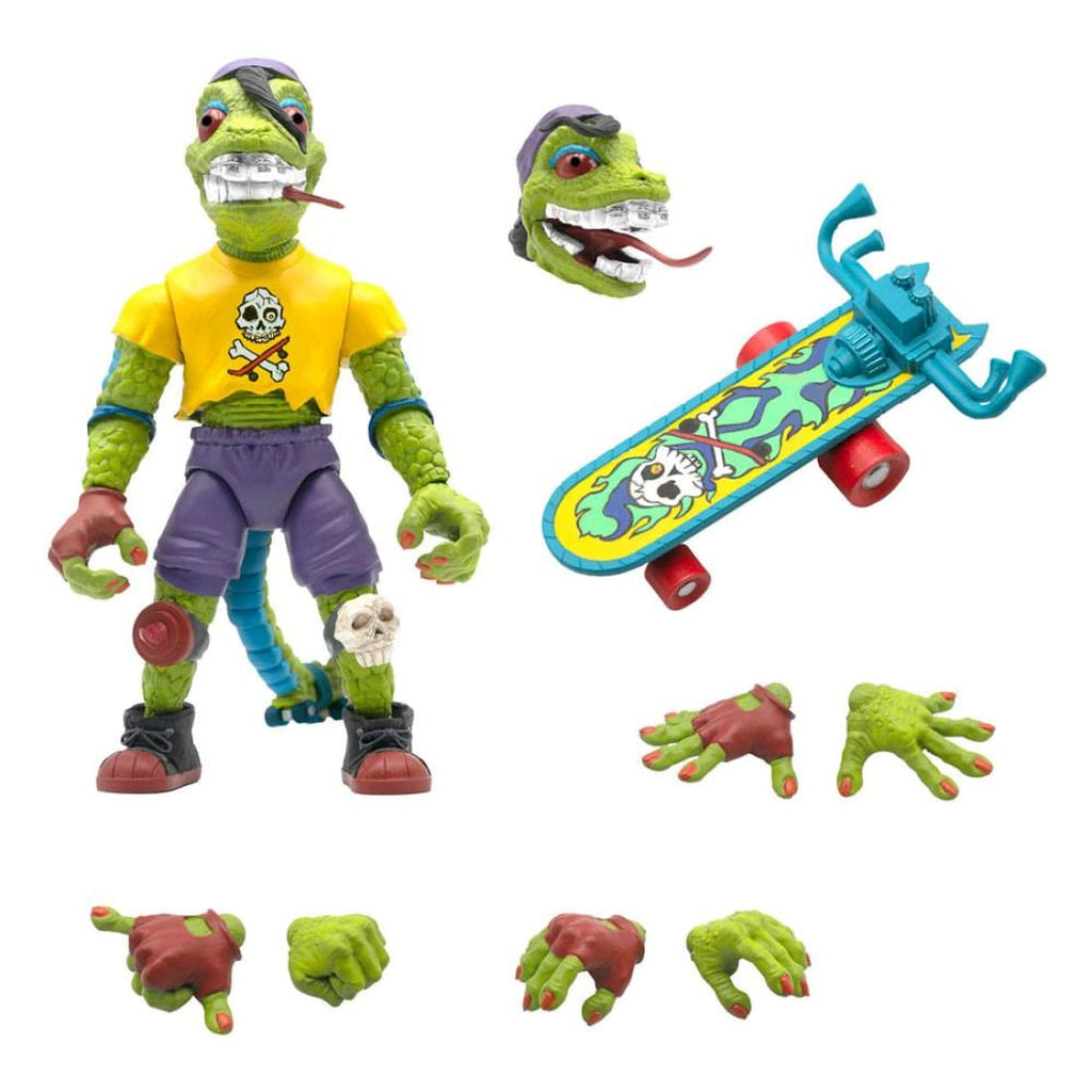 Super7 - Teenage Mutant Ninja Turtles Ultimates - Mondo Gecko Action Figure - PRE-ORDER
