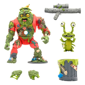 Super7 - Teenage Mutant Ninja Turtles Ultimates - Muckman & Joe Eyeball Action Figure - PRE-ORDER