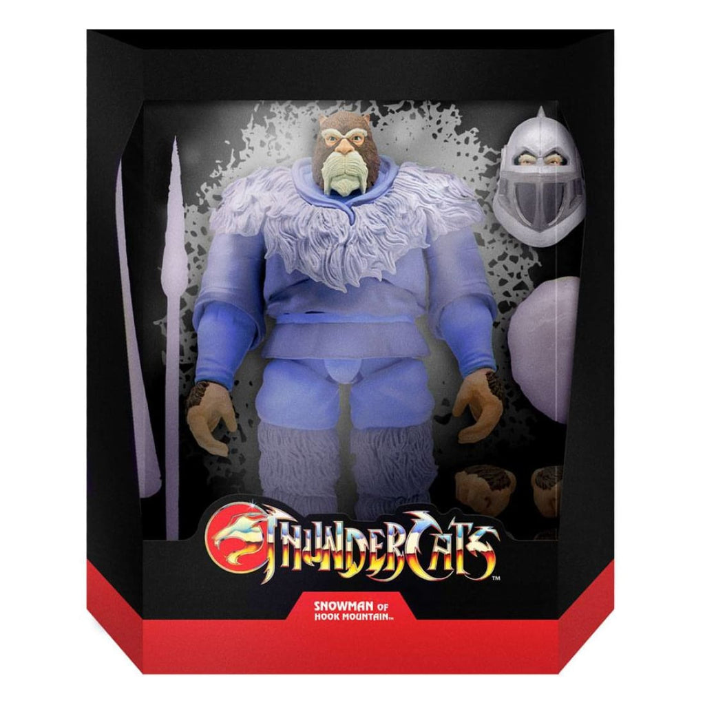 Super7 Thundercats Ultimates Wave 4 - Snowman of Hook Mountain Action Figure - PRE-ORDER