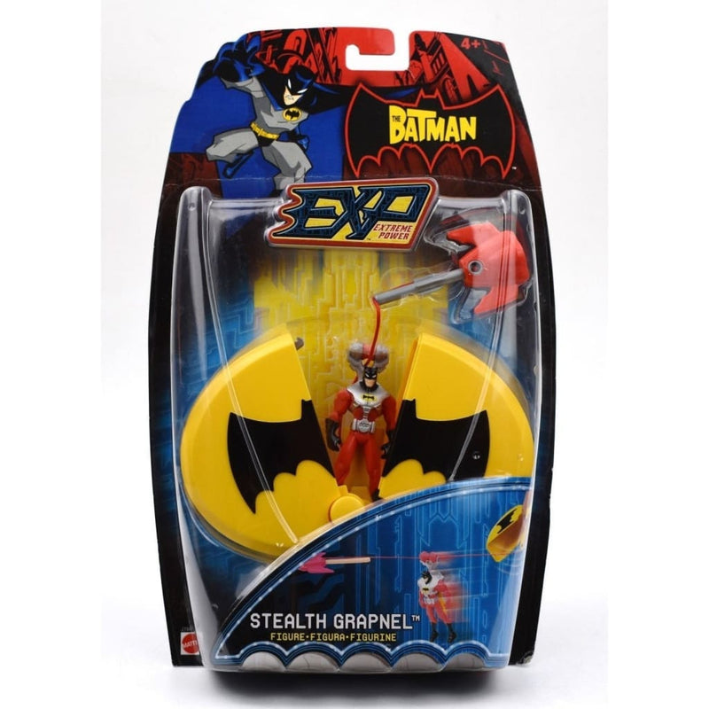 The Batman Extreme Power - Stealth Grapnel Batman Action Figure