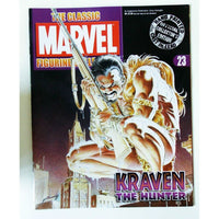 The Classic Marvel Figurine Collection - #23 Kraven The Hunter