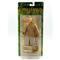 The Lord of the Rings The Fellowship of the Ring - Council Legolas Action Figure