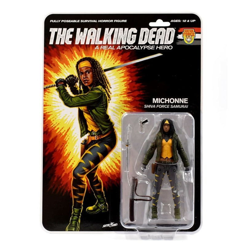 The Walking Dead Shiva Force - Michonne Action Figure