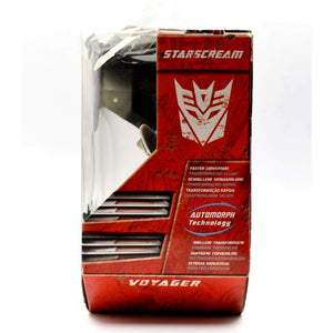 Transformers Automorph Technology - Starscream Voyager Class Action Figure - Toys & Games:Action Figures:TV Movies & Video Games