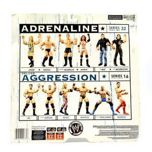WWE Adrenaline Series 32 - Santino Marella & Maria Wrestling Action Figure Set - Toys & Games:Action Figures:TV Movies & Video Games