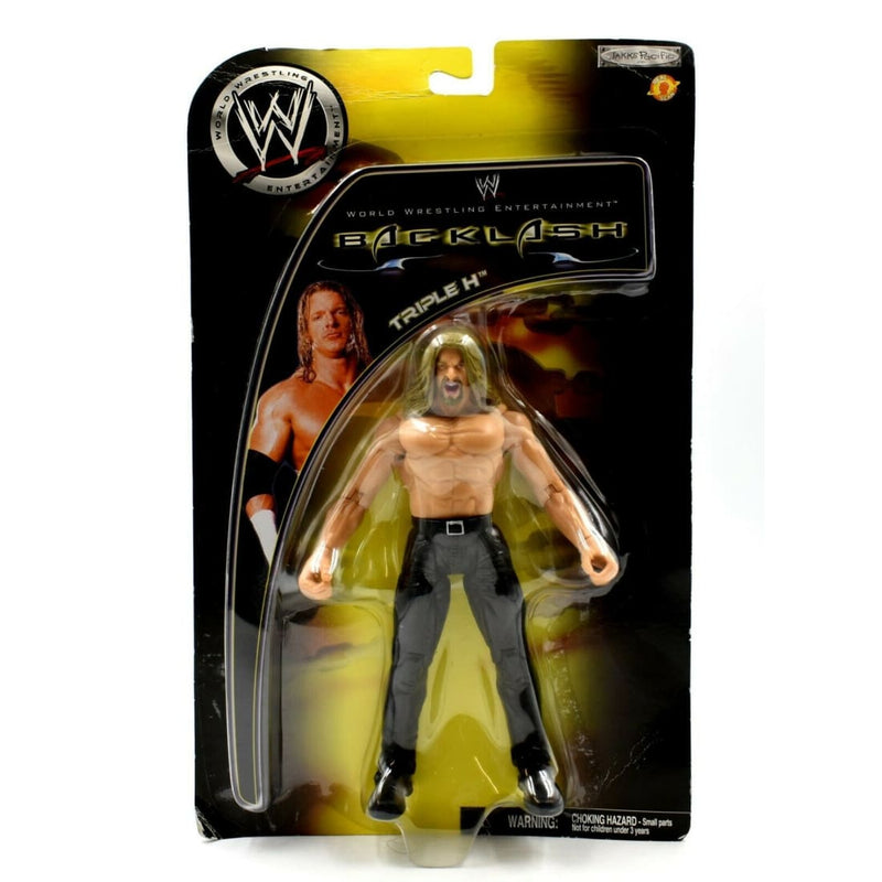 WWE Backlash Series 5 - Triple H Wrestling Action Figure