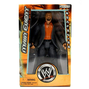 Jakks - WWE Main Event Limited Edition - Tazz Internet Exclusive Action Figure - Toys & Games:Action Figures:TV Movies & Video Games