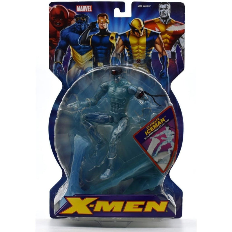 X-Men Classics Series 3 - Ultimate Iceman Action Figure