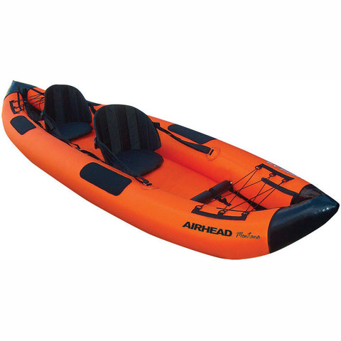 Airhead AHTK-2 Montana Performance 2 Person Inflatable Kayak