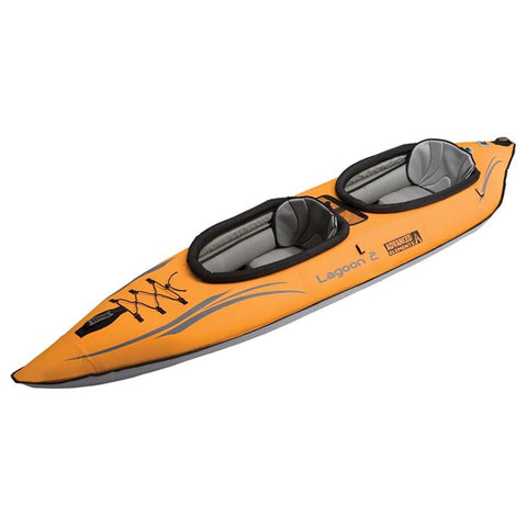 Lagoon 2 Inflatable Tandem Kayak