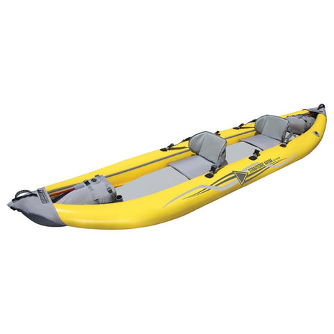 StraitEdge2 Inflatable Kayak - Convertible Kayak