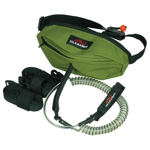 Sup Bag W/ Coiled Leash & Carry Strap