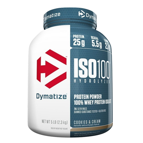 Dymatize Nutrition ISO-100 Hydrolyzed