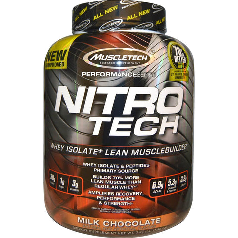 MuscleTech NITRO-TECH With Creatine