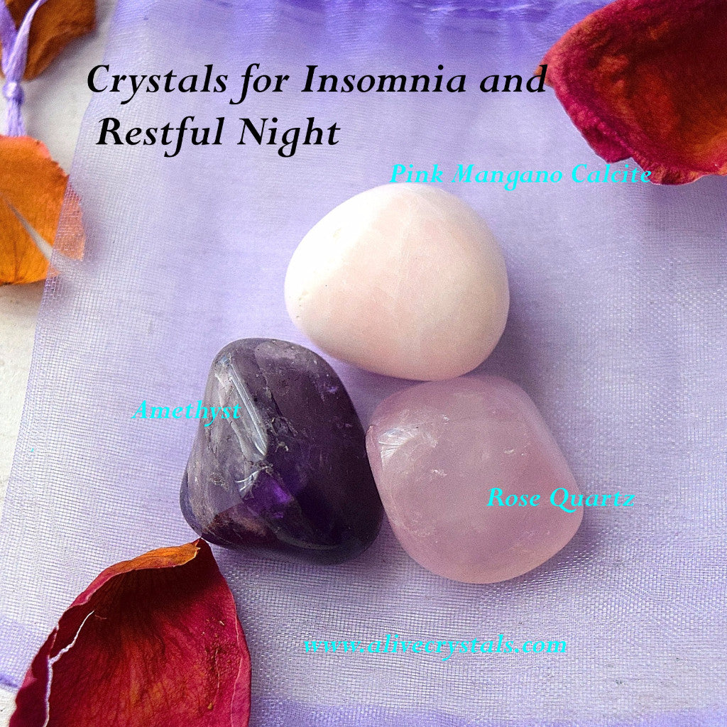 Sleeping With Crystals Under Your Pillow