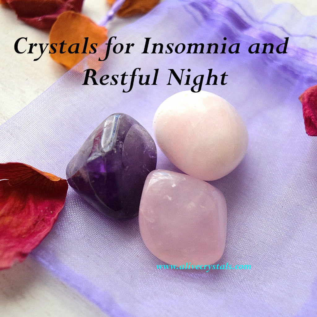 Restful Night Crystals