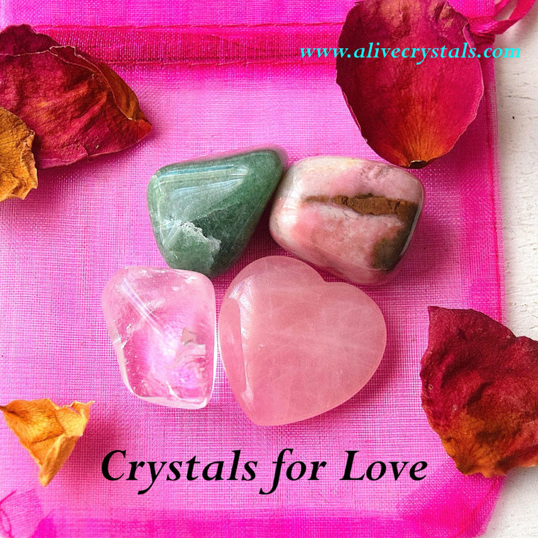 Crystals for Love and Romance