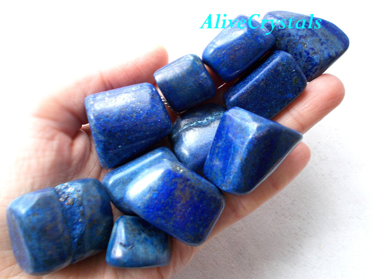 Lapis Lazuli Stones for Communication and healthy relationships