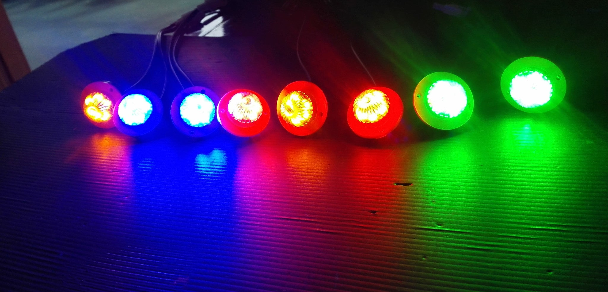 Universal Remote control LED Signal Light for off-road vehicle