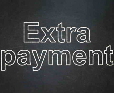 extra payment