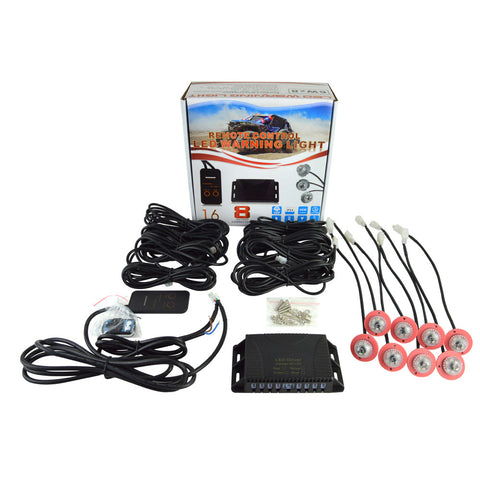 Universal Remote Control LED Signal Light compatible with Off-Road vehicle