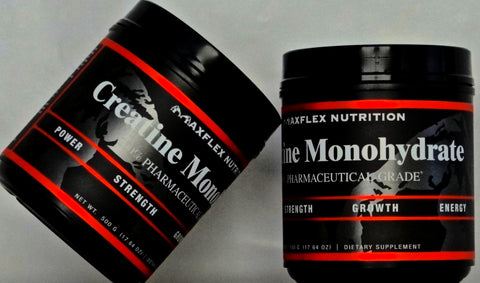 Creatine Monohydrate, 100 Servings