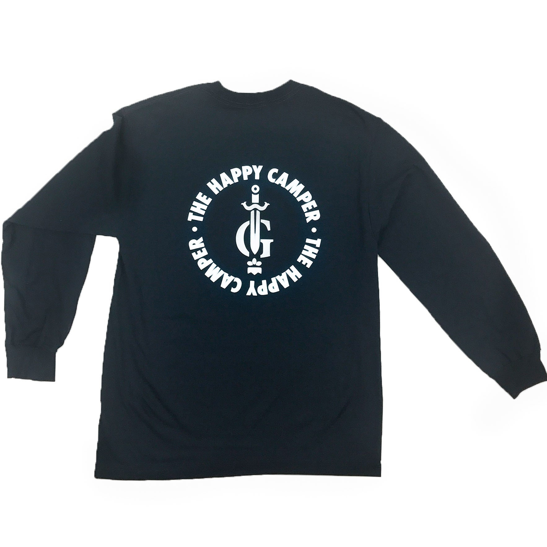 The Happy Camper & Guild Long sleeve