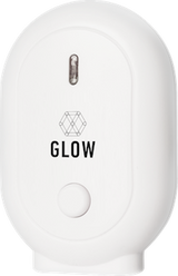 Glow electricity monitoring set