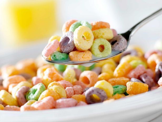 Cereal. The Other Great Low Fat Secret Weapon.