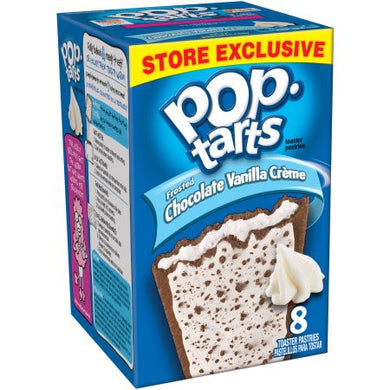 Pop Tarts Frosted Chocolate Vanilla Creme 8ct