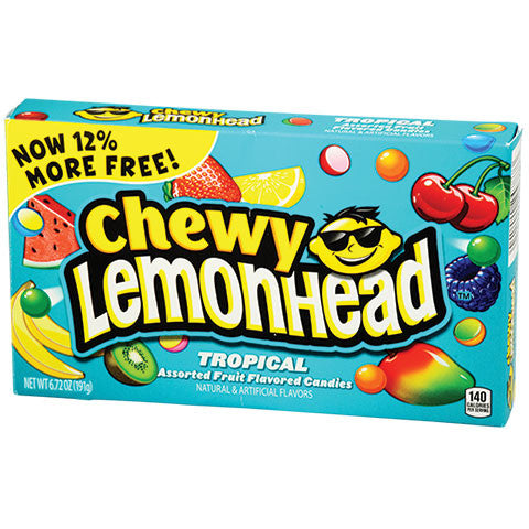 Chewy Lemonhead Tropical