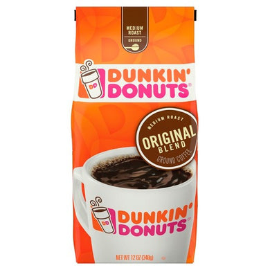 Dunkin' Donuts Dunkin Original Blend Ground Coffee  12oz