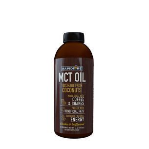 Rapid Fire MCT Oil - 30 Servings
