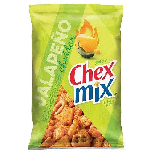 Chex Mix Jalapeno Cheddar 8.75 oz