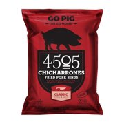 New! 4505 Chicharrones Pork Rinds - Chile and Salt