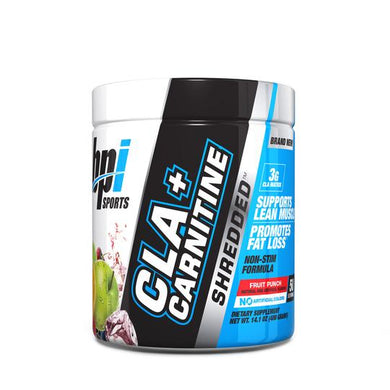 New!  BPI CLA+Carnitine Shredded ** Various Flavors** 50 Servings