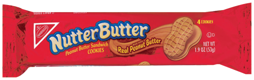 Nutter Butter Single