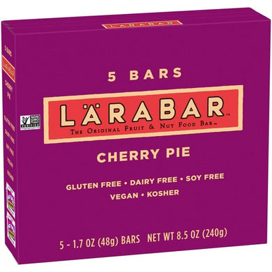 Larabar Cherry Pie Nutrition Bar - 5 Count