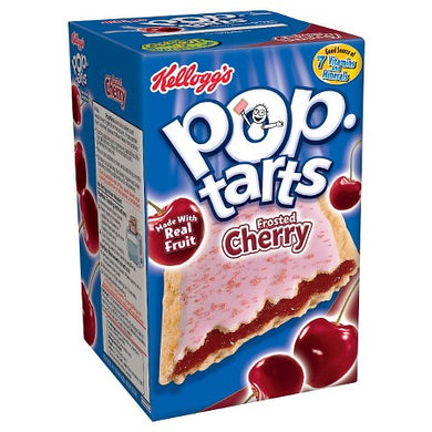 Pop Tarts Frosted Cherry 8ct