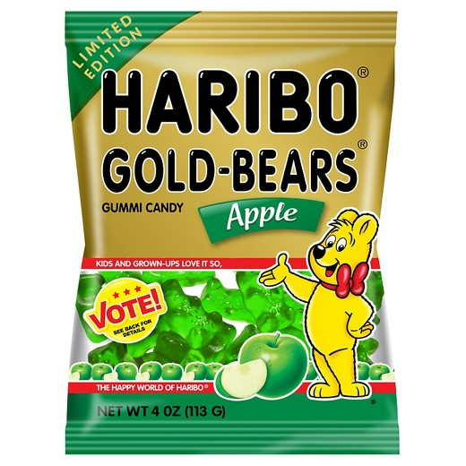 Haribo Gold Bears Limited Edition Apple