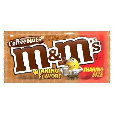 M&M's Coffee Nut 3.27oz