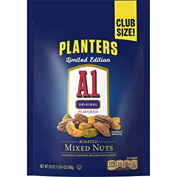 New! Planters Original Mixed Nuts - Club Size