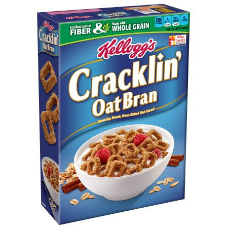 Cracklin' Oat Bran 17oz