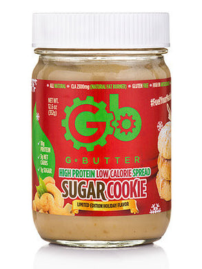 G Butter Sugar Cookie Nut Butter Available in Canada