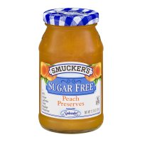 Smucker's Sugar Free Jam Peach 12.8oz
